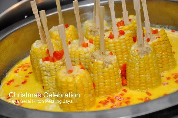 Paya Serai Hilton Petaling Jaya Christmas Celebration 5