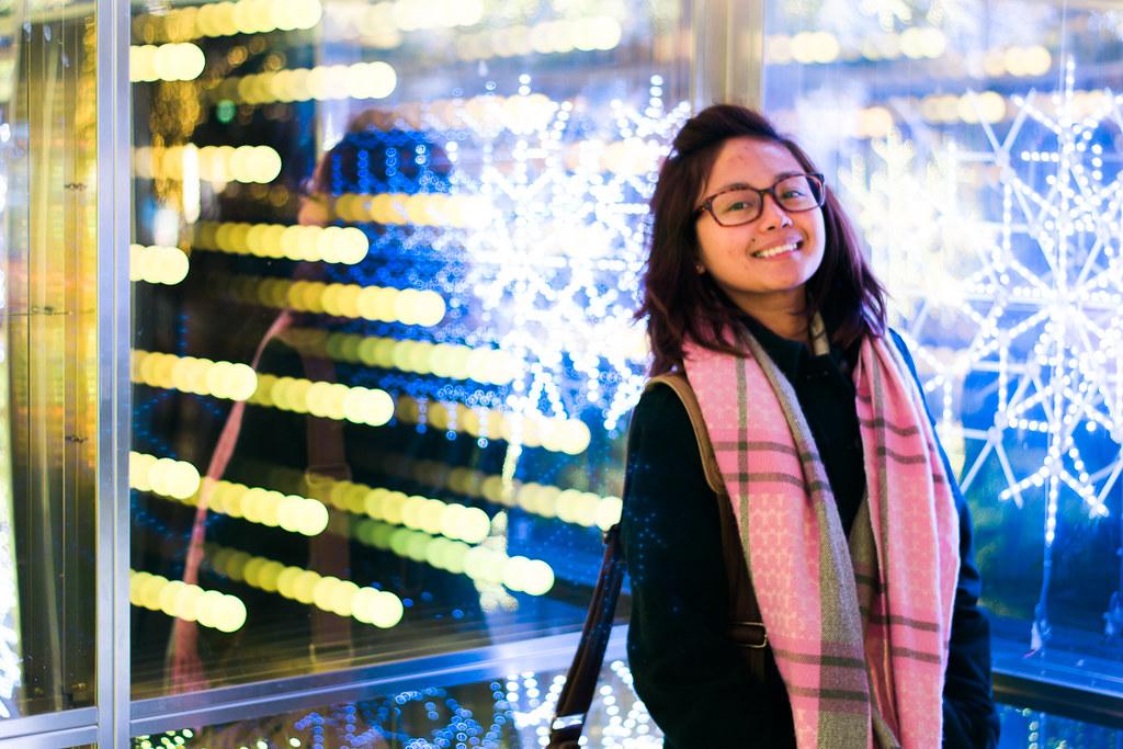Tokyo Dome Winter Illumination
