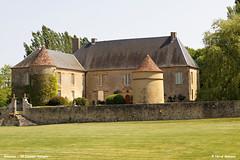 58 Diennes-Aubigny - Romenay Château XVII - Photo of Thianges