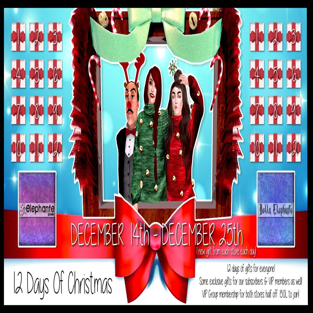 EP - 12 Days Of Christmas