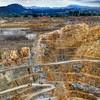 Martha Mine - Pit Rim Walk #latergram