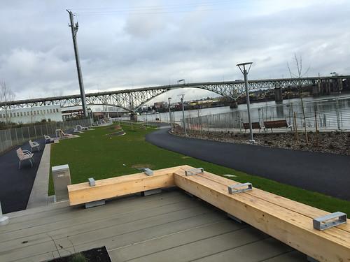 South Waterfront Greenway path-2