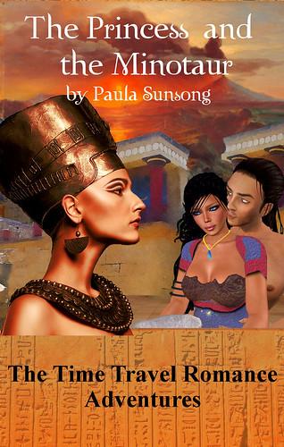 Princess & Minotaur Cover v2 flip