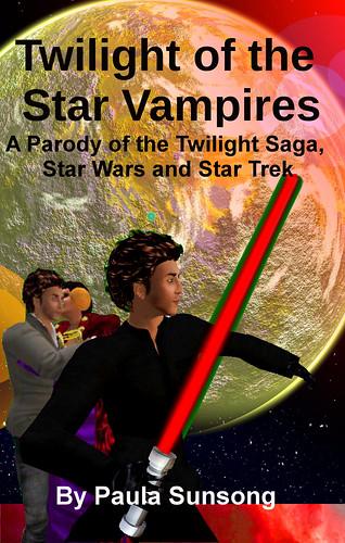Star Wars, Twilight Saga, Star Trek Satire