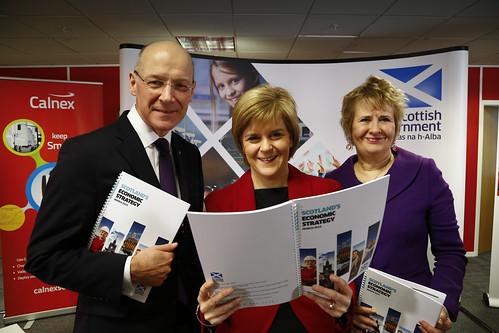Growing Scotland's Economy