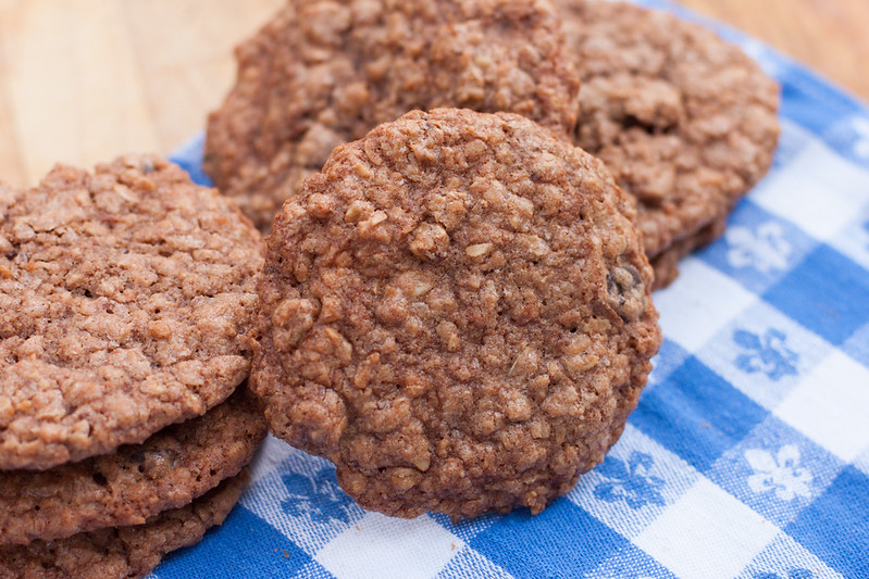 Oatmeal Coconut Chewy Dreamy Cookie