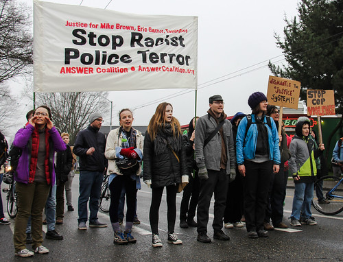 Police Accountability Protest Seattle