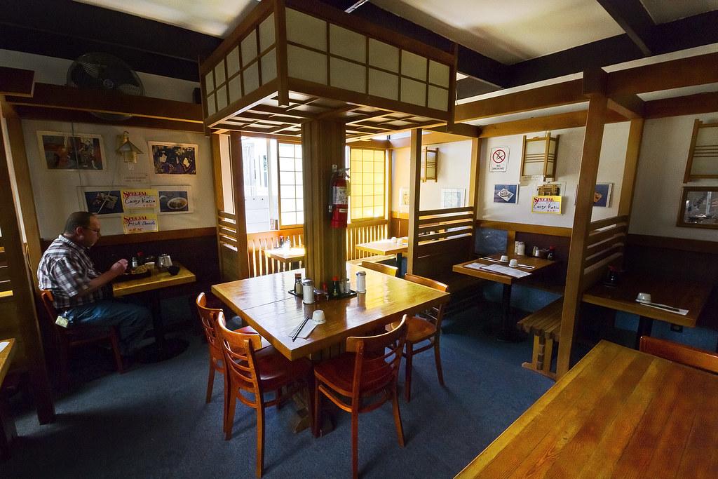 The Corner Booth in Aki's