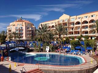 Dunas Mirador Maspalomas - January Pool!