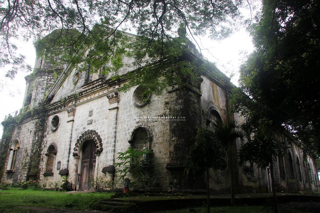San Juan de Nepomuceno Parish Church Anini-y Antique