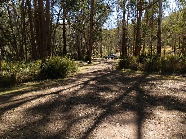 Koreelah National Park Campground