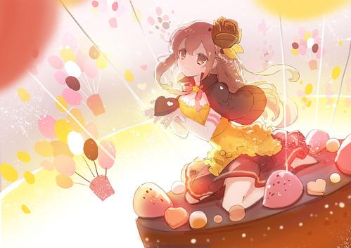 巧克力娘04