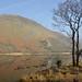 Llyn Gwynant on a beautiful spring morning