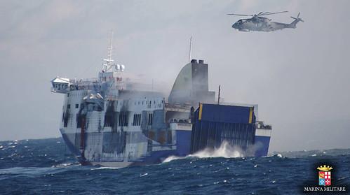 salvataggio norman atlantic