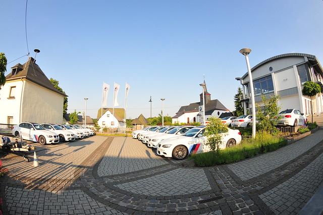 BMW E92 M3 Fahren-Training 3