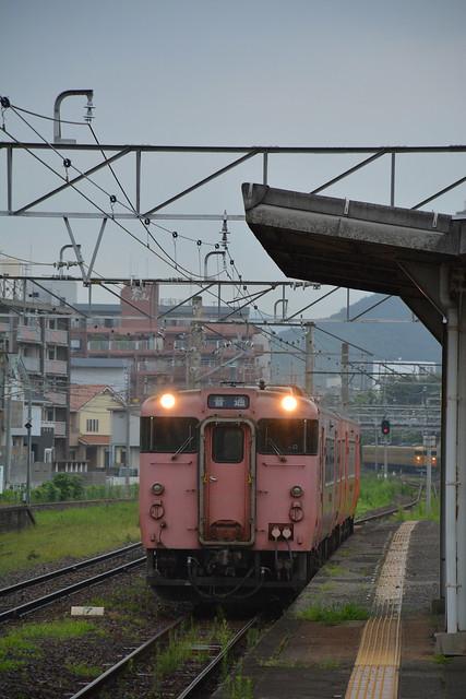 キハ47 3006、幡生駅