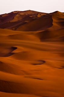Shanshan (Piqan) County - Kumtag Desert