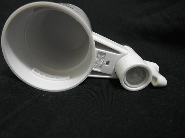 淨水器一般出水口與濾水口@ALYA歐漾龍頭式淨水器