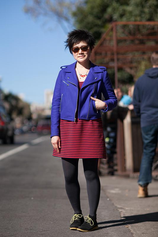 leslieyang Quick Shots, San Francisco, Valencia Street, street fashion, street style, women