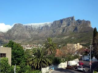 Table Mountain Tablecloth