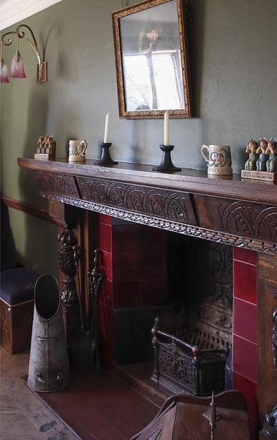 Limnerslease - Watts' home