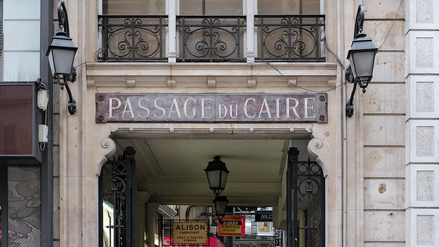 Les passages at Grands Boulevards
