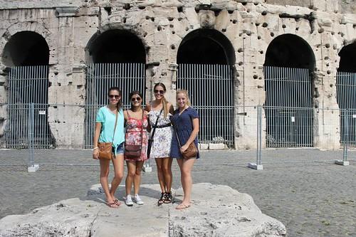 """""""Three Cities"""", Italy"""