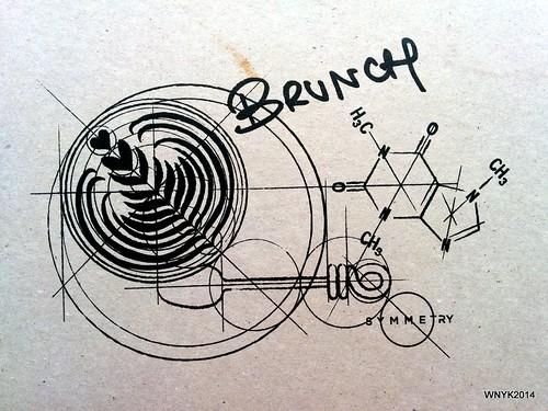Coffee Art Chemistry