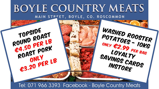 SPECIALS - Boyle Country Meats