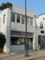 Buildings on Morgan Street, Raleigh