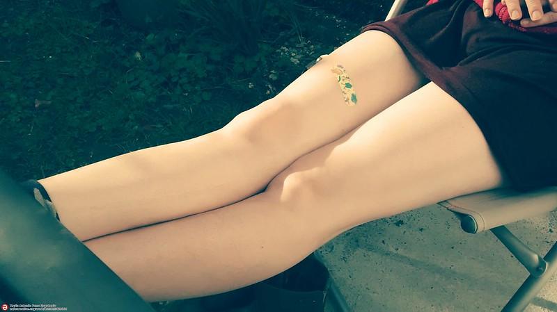 piernas primavera y tirita
