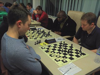 Hampstead Chess, February 20150