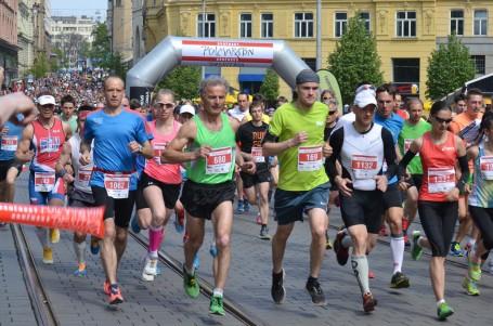 Brněnský půlmaraton čeká v dubnu největší startovní pole na jižní Moravě