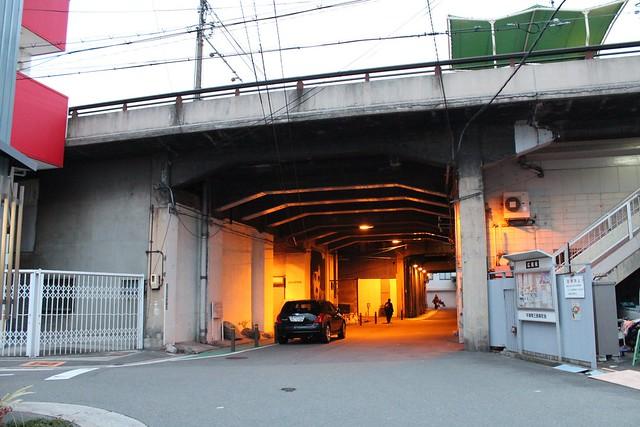 中津高架下 (3)