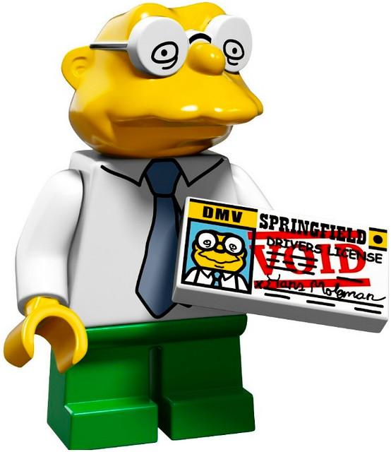LEGO 樂高辛普森 迷你人偶抽抽樂系列 第二彈!!