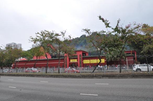 車公廟 香港 2015