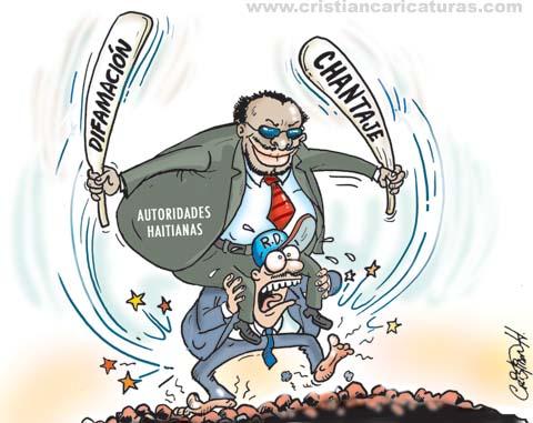 Autoridades haitianas