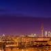 Madrid Skyline by www.raulcid.es
