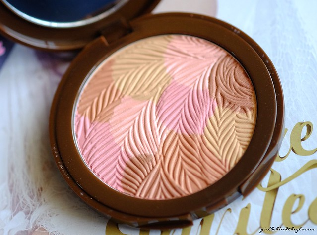 Tarte Colored Clay Bronzer Blush2