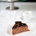 Палачинкова торта с Нутела