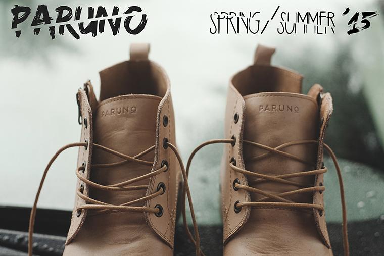 Paruno Spring Summer 2015