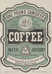 One pound canister Coffee - [trademark]