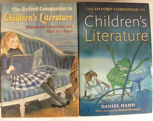 Carpenter, Prichard, Hahn, The Oxford Companion to Children's Literature