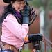 Cowgirl  Laughs by wyojones