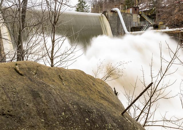 Dam @ The Gorge