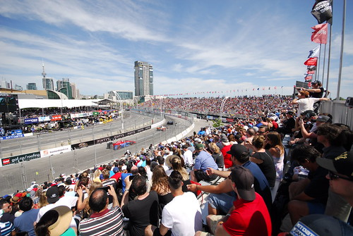 Honda Indy Toronto - view from the grandstand | by Richard Wintle