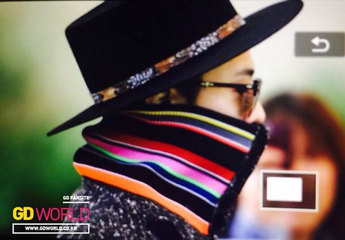 Big Bang - Gimpo Airport - 15jan2015 - G-Dragon - GD World - 01