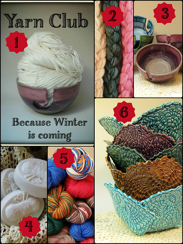 Sunday Six: Six gifts for the yarn lover