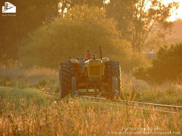 Tractor...