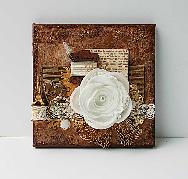 French-inspired-mixed-media-canvas